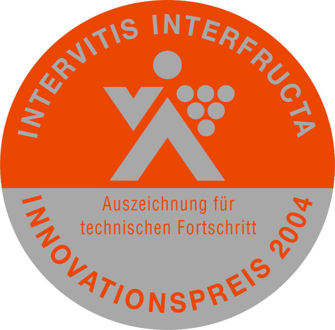 Innovationspreis 2004 intervitis QSRebe